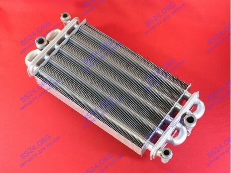 Купить теплообменник на fondital victoria compact Кожухотрубный конденсатор WTK CF 210 Набережные Челны